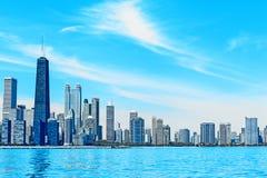 企业城市概念 免版税库存照片