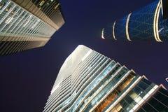 企业城市 免版税图库摄影
