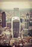 企业城市 库存照片