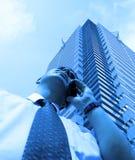 企业城市 图库摄影