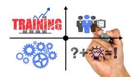 企业培训概念 库存照片