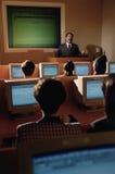 企业培训 免版税库存图片