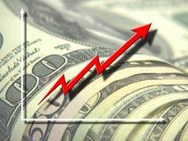 企业增长 免版税库存图片