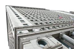 企业大厦在芝加哥 免版税库存图片