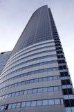 企业大厦,现代结构 库存图片