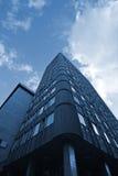 企业大厦(被定调子) 免版税库存照片