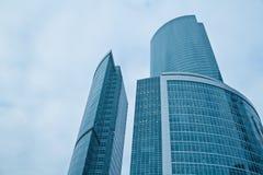 企业大厦 免版税库存图片
