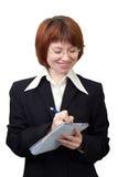 企业夫人 免版税库存图片