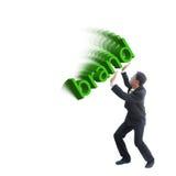 企业字 免版税库存照片