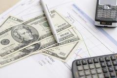 企业对象 免版税库存照片