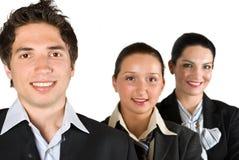 企业小组人 免版税图库摄影