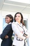 企业小组妇女 图库摄影