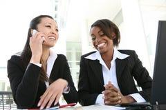 企业小组妇女 库存图片