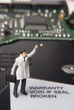 企业帮助技术 免版税图库摄影