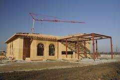 企业建筑 免版税库存照片