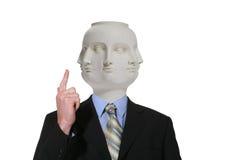 企业想法 免版税库存照片