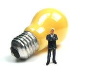 企业想法 免版税图库摄影