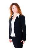 企业成功的妇女 图库摄影