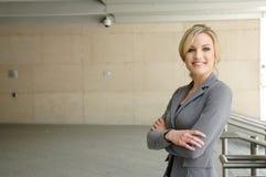 企业成就 免版税图库摄影