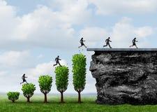 企业成长人 免版税图库摄影