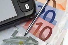 企业技术 免版税库存照片