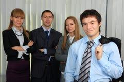 企业指令 免版税图库摄影