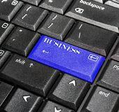 企业按钮 库存图片