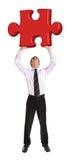 企业挑战 免版税库存图片