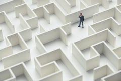 企业挑战 图库摄影