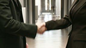 企业握手 股票录像