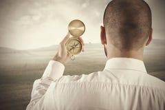 企业方向 免版税库存图片