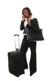 企业旅行的妇女 库存图片
