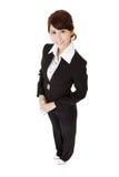 企业日本妇女年轻人 库存照片