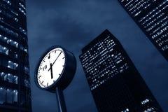 企业时间 免版税库存图片