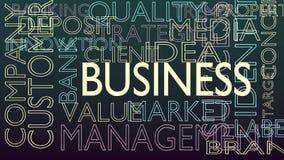 企业标记覆盖 库存例证