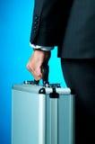 企业案件 免版税库存照片