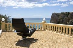 企业椅子假期 免版税库存图片