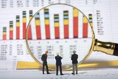 企业概念办公室传统 免版税库存照片