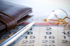 企业概念办公室 免版税库存图片
