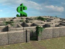 企业概念销售风险赢利 免版税库存图片