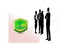 企业概念 库存图片