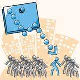 企业概念 库存照片
