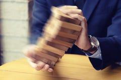 企业概想计划和风险项目企业队工作 库存图片