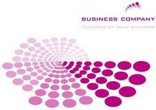 企业模板 免版税库存图片