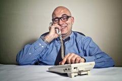 企业欺骗 免版税图库摄影