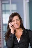 企业现代办公室妇女 库存照片