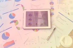 企业现代工作场所 免版税图库摄影