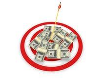 企业目标 免版税库存照片