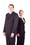 企业确信的人员 免版税库存图片