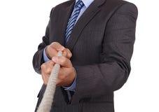 企业竞争 库存图片